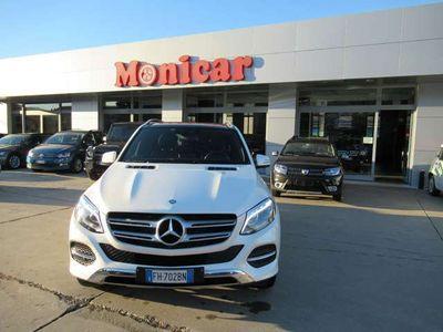 usata Mercedes GLE250 Exclusive