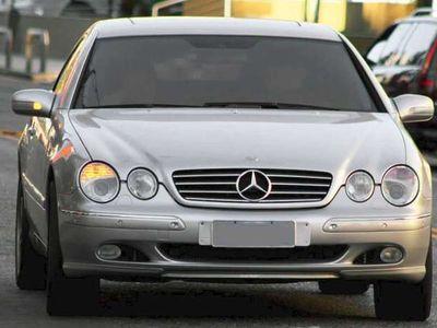 usata Mercedes CL500 RADAR-KEYLESSGO
