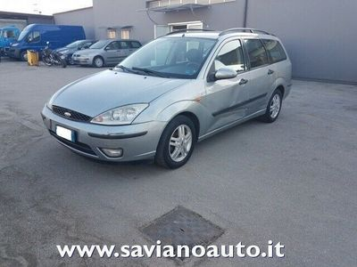 usata Ford Focus 1.8 TDCi (115CV) cat SW Ghia