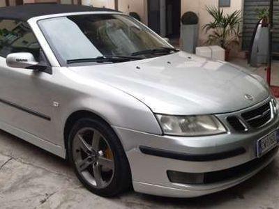 usata Saab 9-3 Cabriolet 1.8 t Vector