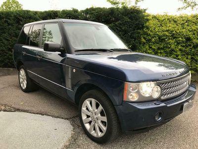 brugt Land Rover Range Rover 4.2 V8 Supercharged Vogue SE