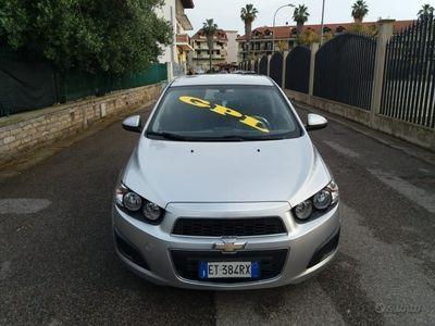 usata Chevrolet Aveo 1.2 GPL 5 PORTE ANNO 2014