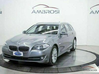 usata BMW 520 d Touring Futura