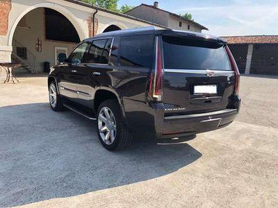 usata Cadillac Escalade PREMIUM - EURO 6 MAGNIFICA!!!!
