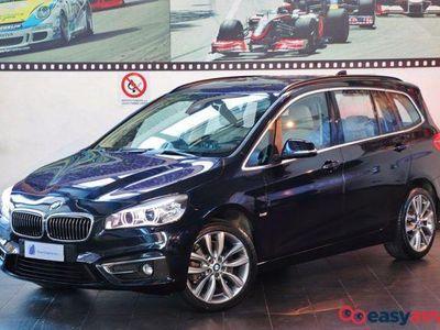 usata BMW 220 Gran Tourer d xDrive Luxury AUTO. - PELLE