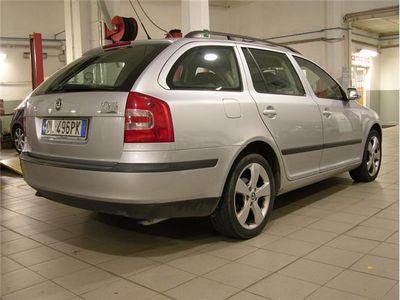 usata Skoda Octavia 1.9 TDI F.AP. Wagon Elegance