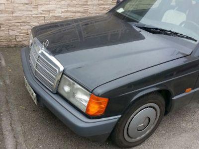 begagnad Mercedes 190 1.8