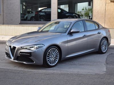 used Alfa Romeo Giulia 2.2 Turbodiesel 180 CV AT8 Sup