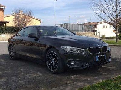 usata BMW 420 d coupé automatic