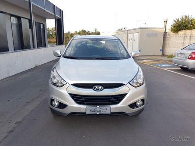 usata Hyundai ix35 1.7 CRDi 2WD 2011
