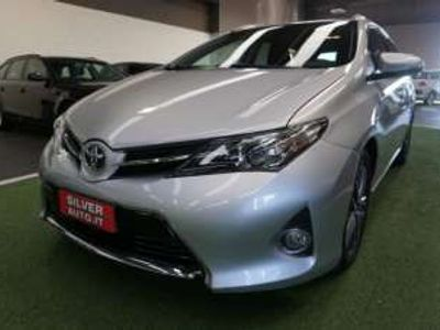 used Toyota Auris Touring Sports 1.4 D-4D Lounge