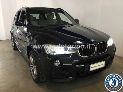 usata BMW X3 X3xdrive20d Msport auto