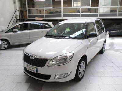 used Skoda Roomster 5P 1.6 TDI Active Clima EURO5