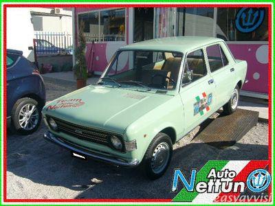 usata Fiat 128 a berlina conservata benzina