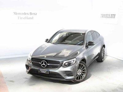 usata Mercedes 350 GLC Coupéd 4Matic Coupé Premium del 2017 usata a Torri di Quartesolo