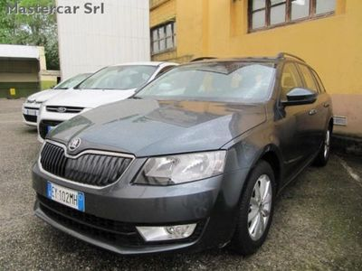 używany Skoda 105 1.6 TDI CR 105 CV Wagon Executive Navi 1.6 TDI CRCV Wagon Executive Navi