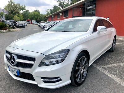 usata Mercedes CLS350 CDI 4MATIC SHOOTING AMG TETTO AIRMATIC PERM E RATE