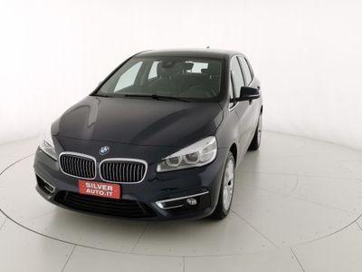 usata BMW 218 Serie 2 Active Tourer d Luxury usato