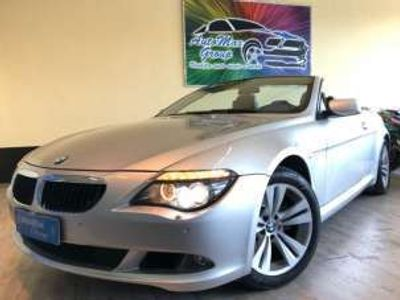 usata BMW 635 Cabriolet d cat Diesel