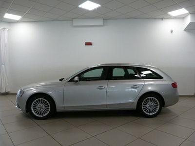 usata Audi A4 2.0 TDI 177CV quattro S tronic Business Plus