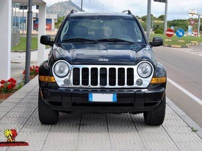 used Jeep Cherokee 2.8 CRD Limited usato