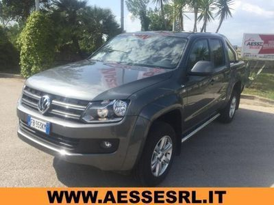 käytetty VW Amarok 2.0 BiTDI 180 CV 4MOTION Permanente Aut. Highline