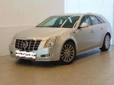 usata Cadillac CTS 3.6 v6 aut. station wagon sport luxu benzina/gpl