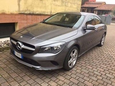 usata Mercedes CLA200 d 4Matic Automatic Business