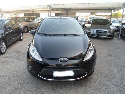 usata Ford Fiesta 1.4 Tdci 70cv 5p. Cdpf Titanium Usato