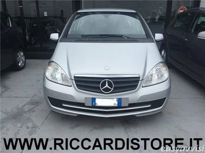 usata Mercedes A150 classeblueefficiency coupé benzina berlina argento