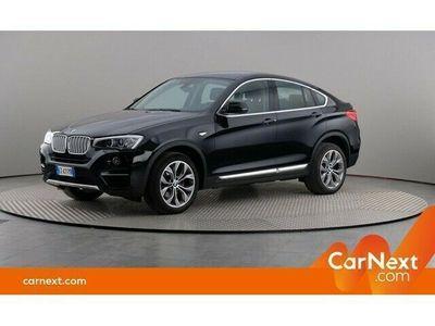 usata BMW X4 Xdrive 20d Xline