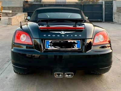 usata Chrysler Crossfire Crossfire 3.2 cat Roadster Limited