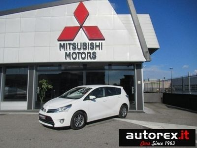 used Toyota Verso 1.6 D-4D Business