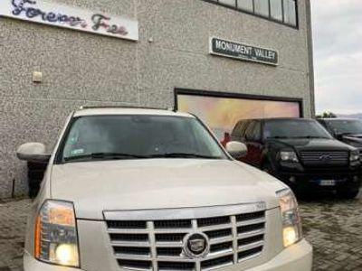 usata Cadillac Escalade 6.2 V8 GPL Sport Luxury P. Consegna Full Options