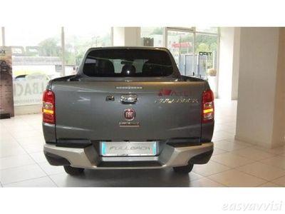 usata Fiat Fullback cabina doppia 2.4 180cv lx cab diesel monovolume
