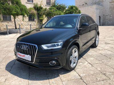 usata Audi Q3 2.0 TDI 177 CV quattro S tronic S Line CAM NAVI
