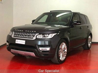 second-hand Land Rover Range Rover Sport 3.0 TDV6 HSE Dynamic TAGLIANDI CERTIFICAT