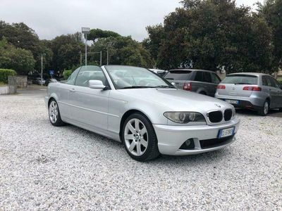 usata BMW 318 Cabriolet Serie 3 All Seasons