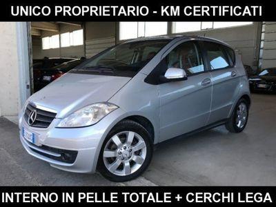 käytetty Mercedes A180 cdi premium + pelle + unico proprietario