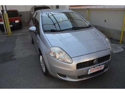 gebraucht Fiat Grande Punto 1.3 MJT 75 CV 5 porte Dynamic del 2006 usata a Torino
