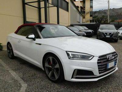 usata Audi S5 Cabriolet 3.0 TFSI quattro tiptronic