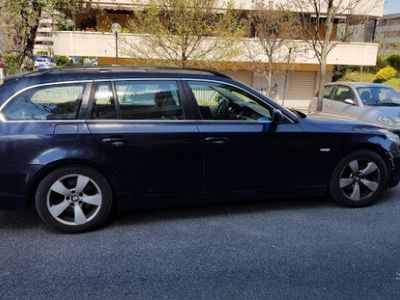 usado BMW 525 diesel Touring cambio automatico