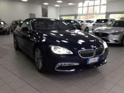 usata BMW 650 Cabriolet i Individual Aut. rif. 10468746