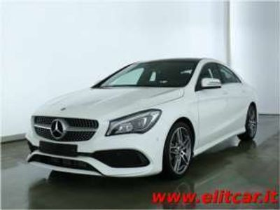 usata Mercedes CLA220 4 MATIC AMG LINE AUTOMATIC Diesel