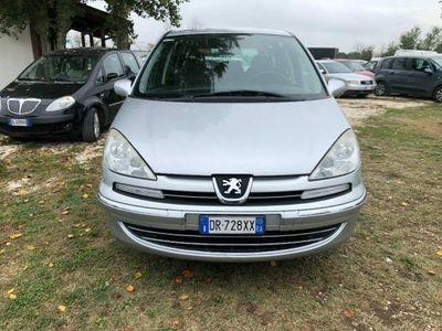 usata Peugeot 807 HDi FAP ST usato