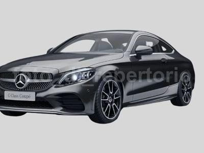 usata Mercedes C220 CLASSE C COUPÉd Auto 4MATIC Premium
