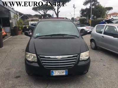 usata Chrysler Grand Voyager 2.8 CRD cat Limited Auto rif. 12888790