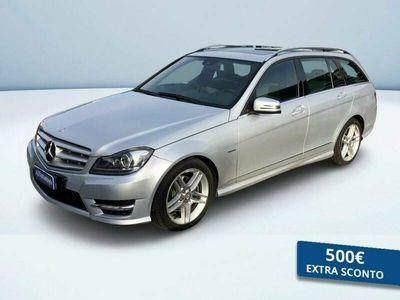 usata Mercedes 250 CLASSE C SW C SWcdi (BE) Avantgarde