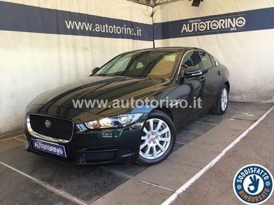 usata Jaguar XE XE2.0d Pure 180cv auto