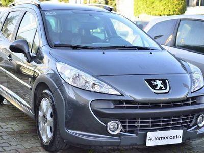 usata Peugeot 207 Outdoor Sw 16v Vti 120cv Usato